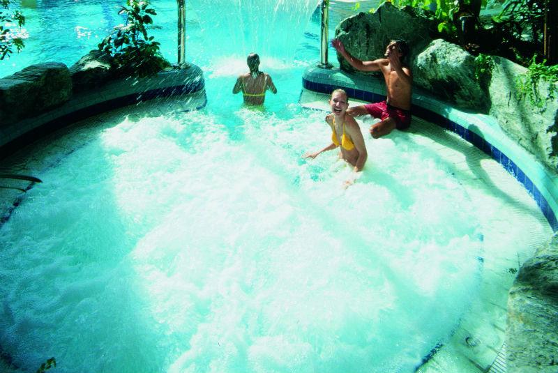 Acquafun san candido ingresso gratuito per gli ospiti - Residence a san candido con piscina ...