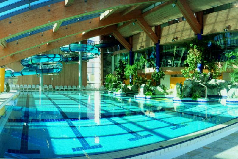 im schwimmbad wixen naturisten hotel rosengarten