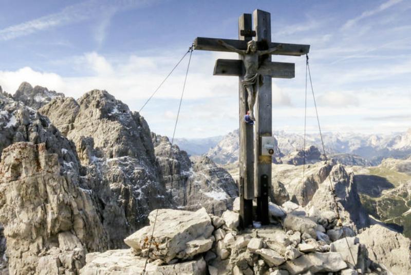 Vallon Klettersteig : Klettersteige in der sellagruppe dolomiten pepes bayerwaldpfade
