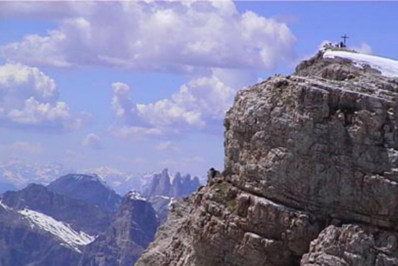 Klettersteig Paternkofel : Biken berge und steigen klettersteig paternkofel sextener